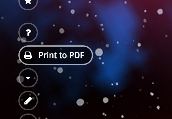 blissbook-print-to-pdf-interface
